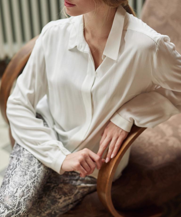 koszula z długimi rękawami